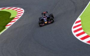 Сътрудничеството на Торо Росо с Хонда бе белязано от положително начало