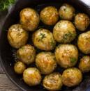 Пролетни картофи на фурна