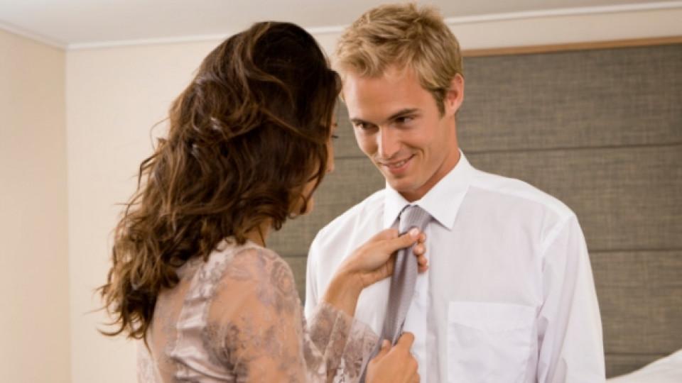 Как да вържем лесно вратовръзка?