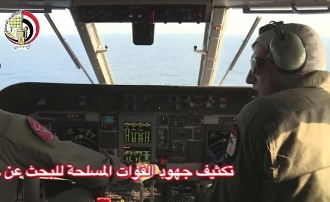 """Няма оцелели от разбилия се самолет на """"EgyptAir"""