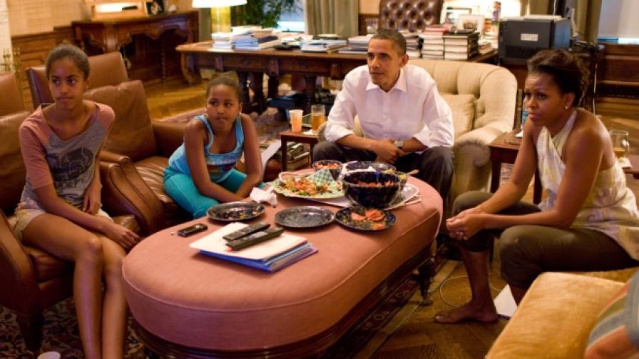 Вижте къде ще живее Обама, когато напусне Белия дом