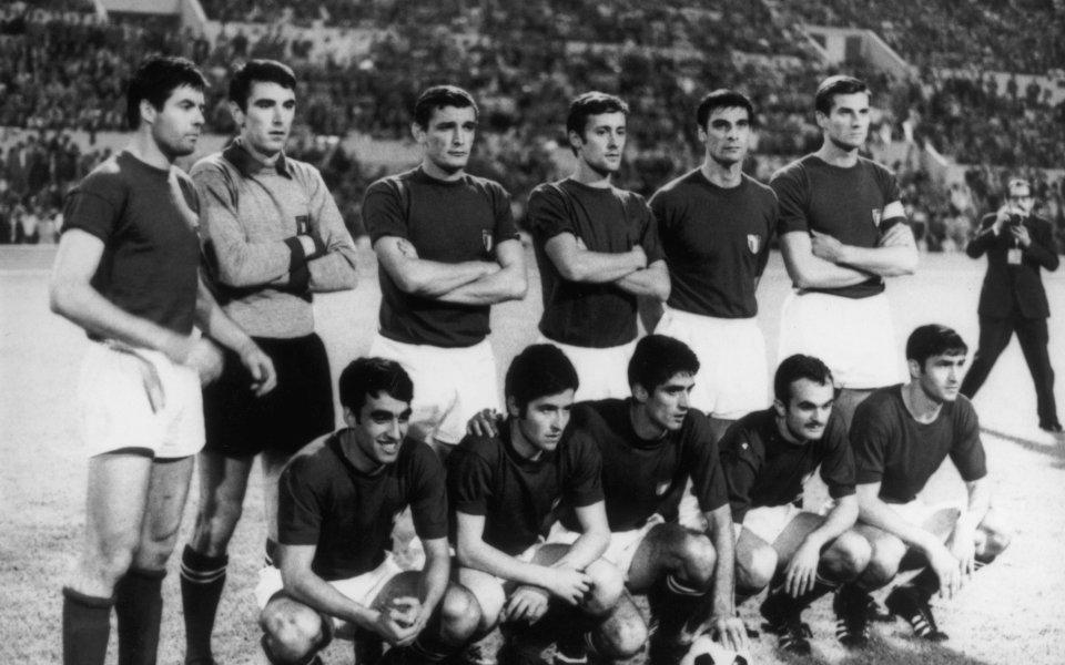 Евро 1968 – Италия