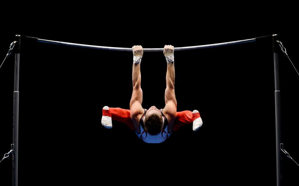 Масирано участие в Купа България по спортна гимнастика