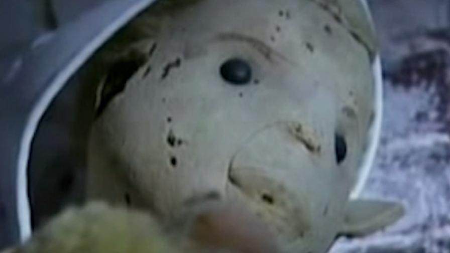 Робърт - Обладаната кукла