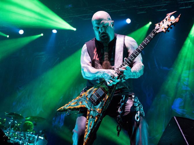 Slayer Anthrax