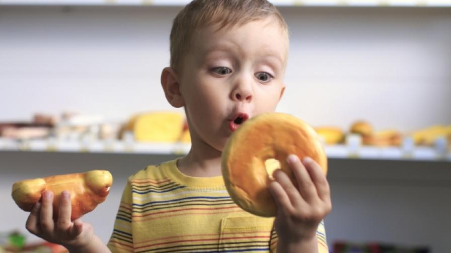 Как се менят вкусовете ни към храната, докато растем