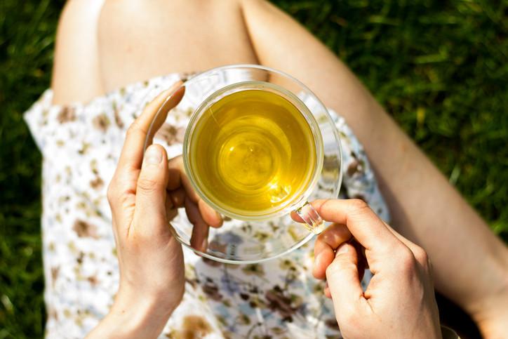 Зелен чай - за по-малко уринални инфекции