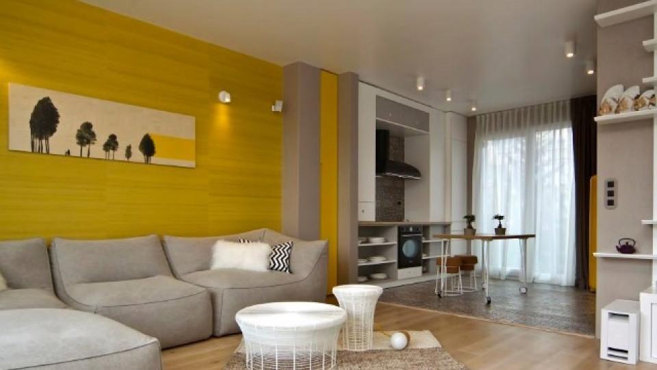Експериментирайте в дизайна на дома си!