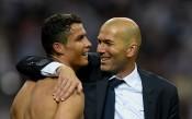 Зидан удвои почивката на Роналдо