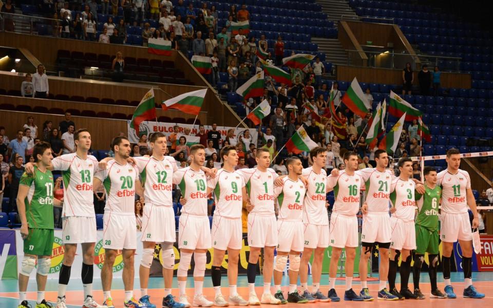България не можа да разгадае ребуса Русия на старта на Евроволей