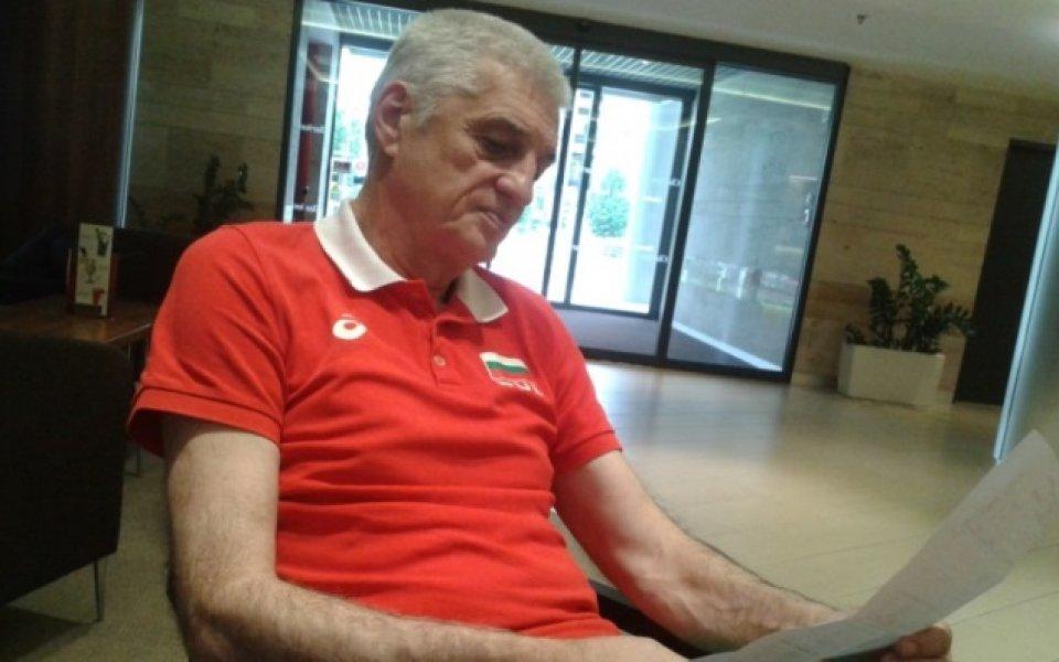 Иван Сеферинов: Имахме трудности заради концентрацията