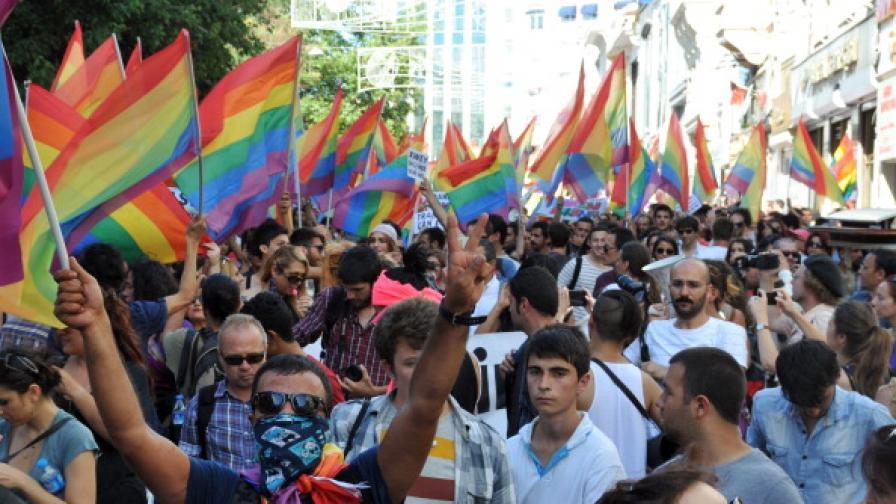 Забраниха турския гей парад от съображения за сигурност
