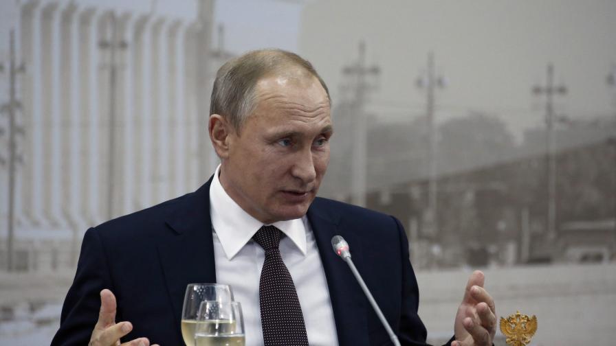 Русия и Турция си стиснаха ръцете