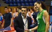 Ева Янева и Мария Филипова се сбогуваха с националния отбор