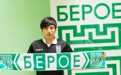 Селекционерът на Япония хвали играч на Берое