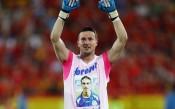 Контузеният Субашич поднови договора си с Монако