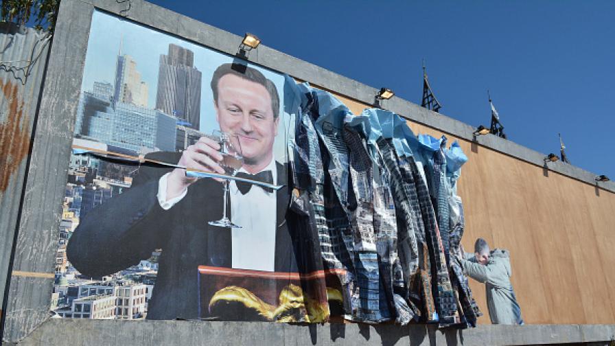 """Ефектът """"Брекзит"""" удари Великобритания"""