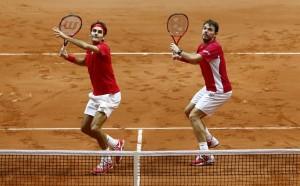 Сълзи в тениса за отпадналите Швейцария и Хърватия