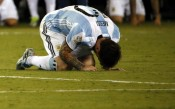 Меси се отказа от националния тим на Аржентина