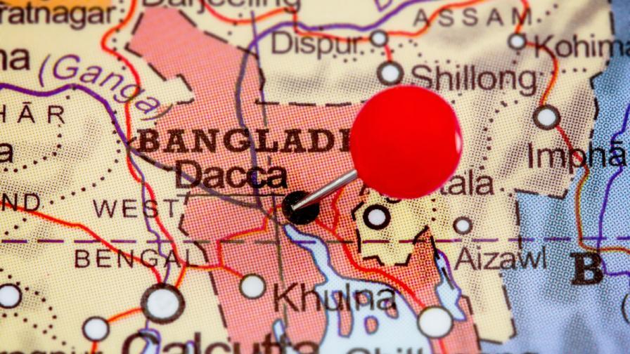 Атентат в дипломатически квартал в Бангладеш