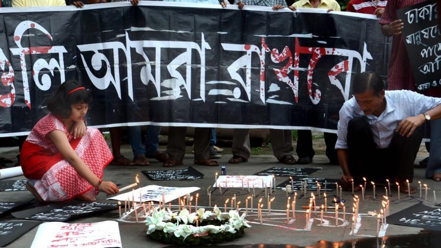 Екстремистите от Бангладеш са образовани и богати