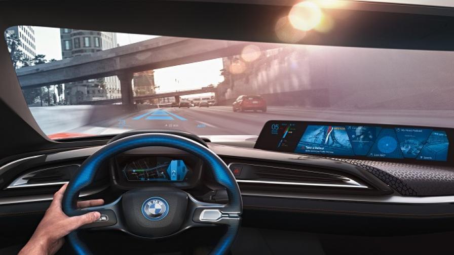 BMW Group, Intel и Mobileye ще въведат безпилотното шофиране до 2021 г.