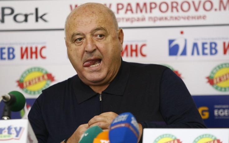 Венци Стефанов: Нямаше дузпа за Лудогорец, ще кажа на Боби