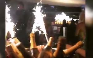 ВИДЕО: Руски национали черпят с шампанско за 250 000 евро