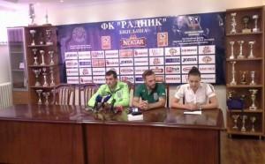 Ивайло Йорданов: Ако играем нашата игра, ще продължим