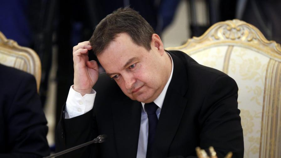 <p>Скандални изказвания на Дачич не само към България</p>