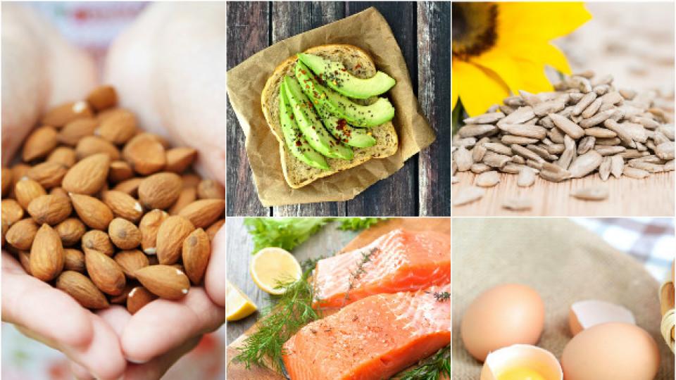 8 (вкусни) храни за по-бърз растеж на косата