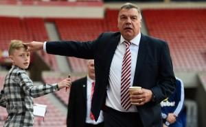 Съндърланд няма да спира Алърдайс да поеме Англия