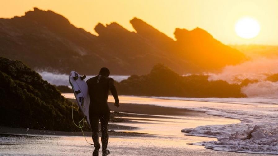 В търсене на перфектния кадър чак до Чили