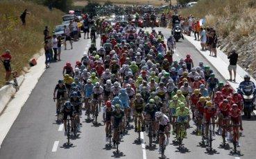 Датчанин взе победата в 15-ия етап на Тур дьо Франс