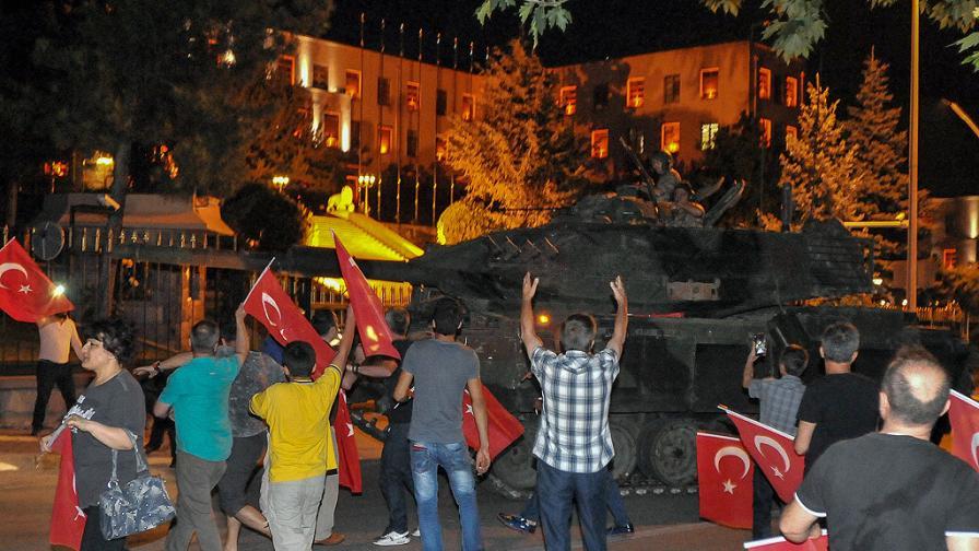 Лукарски: Събитията в Турция ни удрят финансово