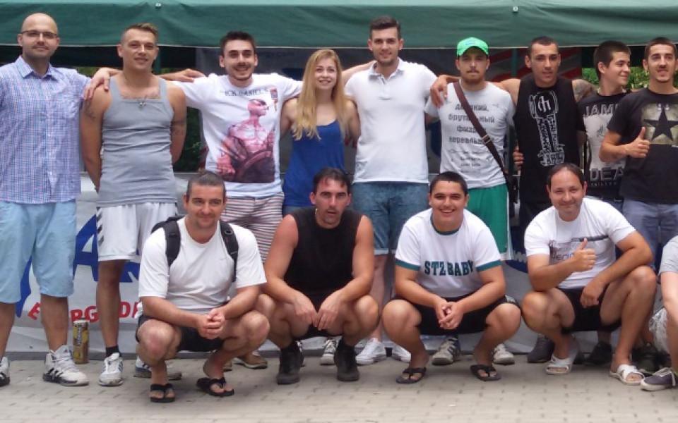 Варна прие силен джага турнир
