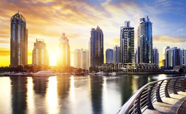 Колко струва луксозният живот в Дубай (видео)