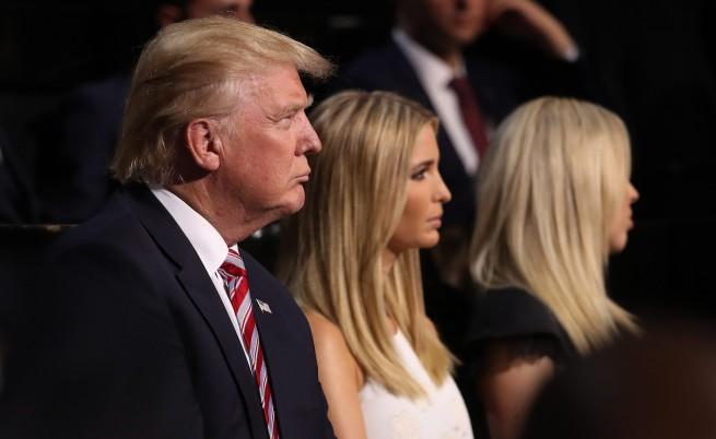 Най-ефикасното оръжие на Тръмп - красивата му и умна дъщеря