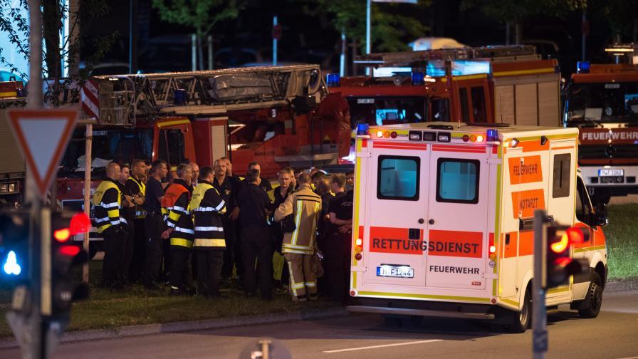Публикуваха снимка на ученика убиец от Мюнхен