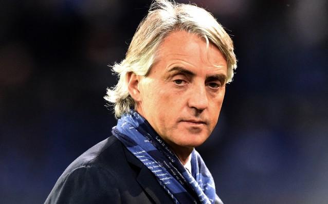 Роберто Манчини<strong> източник: Gulliver/Getty Images</strong>