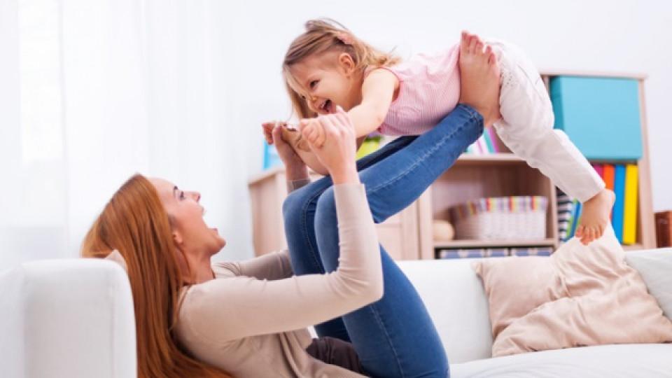 Комични ситуации, които са се случвали на всяка майка