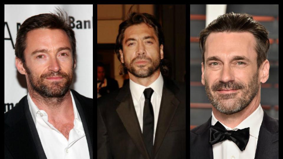 Просто няколко известни секси мъже...