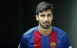 Андре Гомеш поиска да напусне Барселона