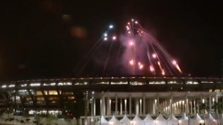 Рио се подготвя за Олимпиадата