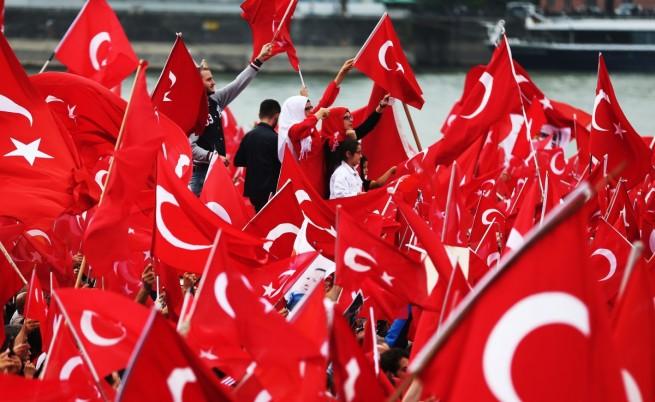 Турция дава 6 години на ЕС да е част от него