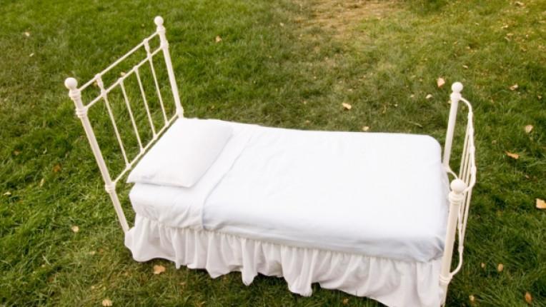 легло завивки трева