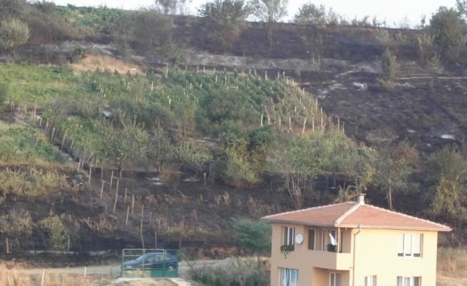 Камбана спаси 170 души от огнена стихия в Благоевградско