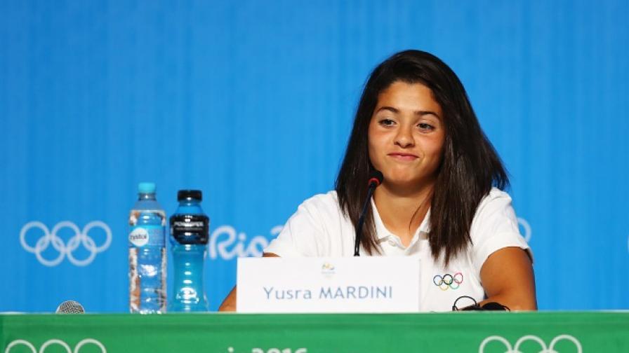 Как се стига от Сирия до Олимпиадата в Рио