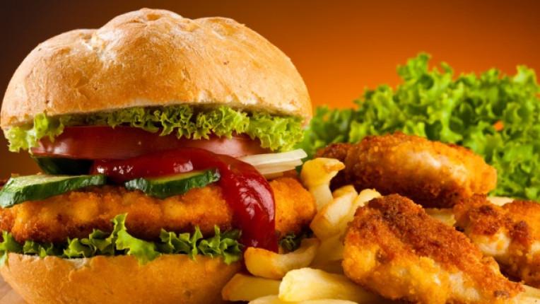 fast food затлъстяване ресторанти за бързо хранене реклами маркетинг