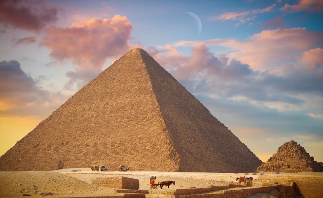 Археолози откриха защитен механизъм в Хеопсовата пирамида